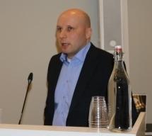 Fazer Myllyn viljanhankintapäällikkö Tero Hirvi