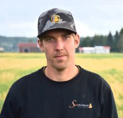 Toni-Anton Mattila, Kuva: Jere Sanaksenaho / Yle