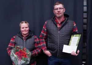 Elina ja Jari Raitinpää