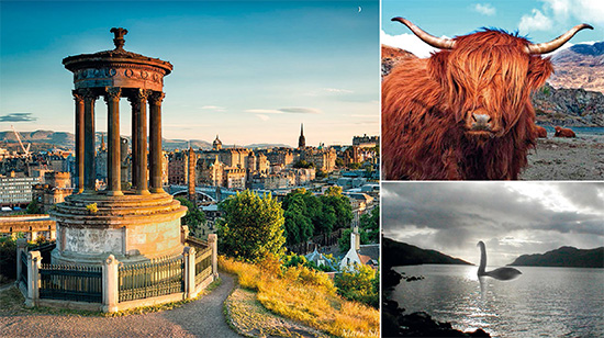 Skotlannin Pääkaupunki
