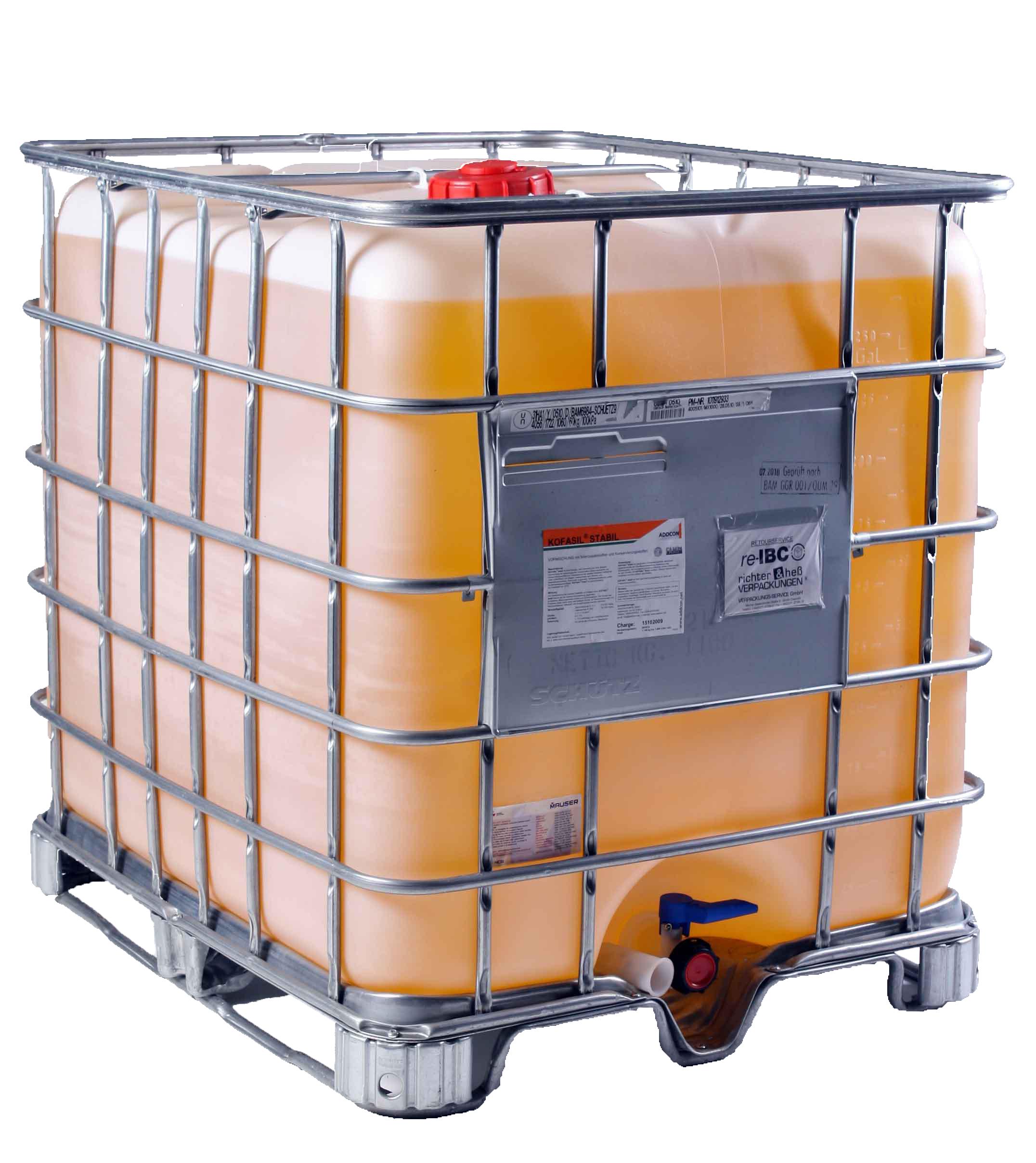 KOFASIL Ultra K on tehokas valmis ja syövyttämätön säilöntäaine murskeviljan säilöntään.
